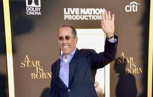 Jerry Seinfeld este cel mai bine platit comediant