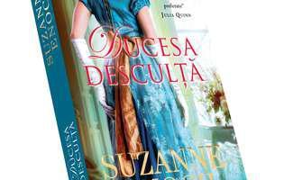 """""""Ducesa desculță"""" de Suzanne Enoch"""