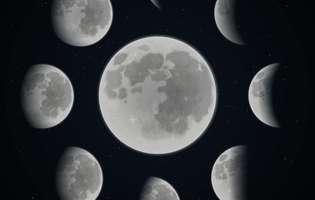 Fazele Lunii în aprilie 2020. Ce spune Luna despre sănătate, șanse și vești!