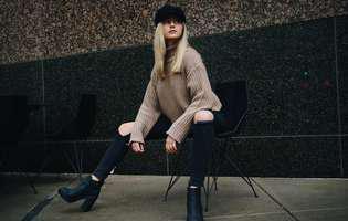 (P) 5 moduri în care poți purta puloverul preferat