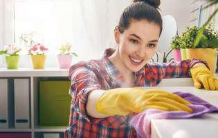 folosești corect clorul pentru curățenia de Paști