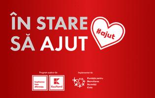[Dă binele mai departe] Kaufland România anunță primele 14 proiecte ce primesc finanțare de jumătate de milion de euro, pentru a sprijini cadrele medicale și grupurile vulnerabile afectate de pandemie