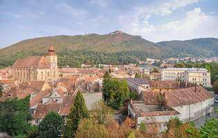 Brașov, cetatea de sub Tâmpa