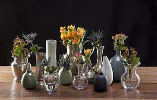 Soluții simple să cureți vasele din sticlă