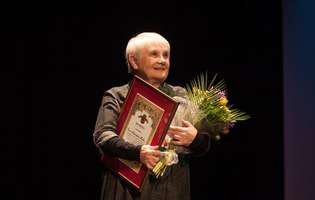 """Alexandrina Halic: """"Norocul vieții mele a fost teatrul pentru copii"""""""
