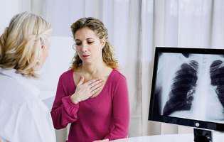 Peste 10.000 de români mor de cancer pulmonar, anual