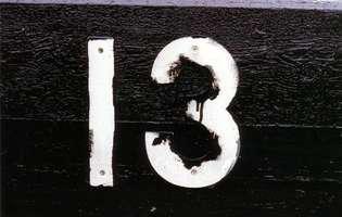 Câte ghinioane ai avut în zilele de vineri 13?