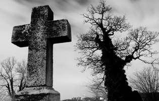 Legenda stranie a crucilor din Pădurea Călugărească