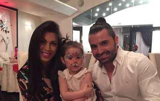 Soția lui Pepe naște azi a doua fetiță