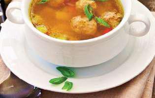 Supă de perișoare
