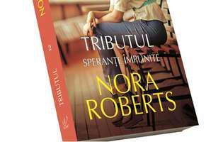 """Descoperă deznodământul neașteptat al romanului """"Tributul"""" de Nora Roberts!"""