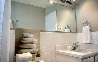 Modernizează baia cu bani puțini!