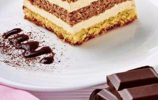 Prăjitură în straturi