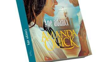 """Descoperă misterele """"Apelor adânci"""", o nouă carte incitantă de Amanda Quick"""