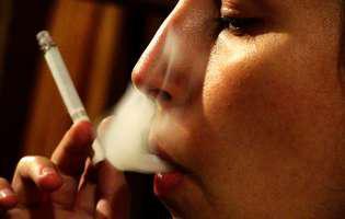 26% dintre europeni sunt fumători