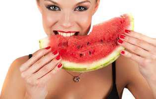 Dieta cu pepene roșu răcorește și slăbește