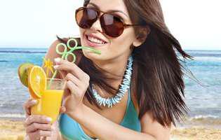 Băuturi răcoritoare de vară, cu bune și rele