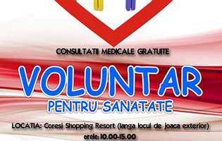Consultații medicale gratuite pentru nevoiași, la Brașov