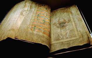 Secretele din Biblia Diavolului ies la lumină!