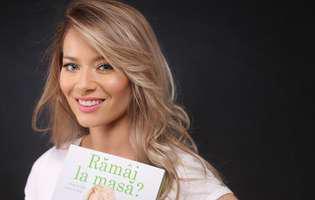Laura Cosoi va merge la Frankfurt, la cel mai mare târg de carte din lume