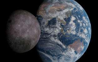 Universul a fost creat după o formulă magică! Relația misterioasă dintre Pământ și Lună o confirmă