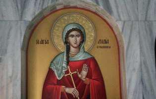 Sfânta Lidia a fost prima femeie creștină din Europa