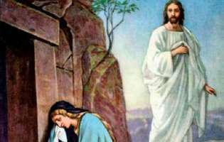 Maria Magdalena apără femeile