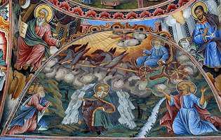 Înălțarea Sf. Ilie la ceruri, miracol sau istorie fantastică?