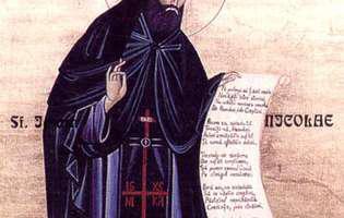 Sfântul Ioan Iacob Hozevitul