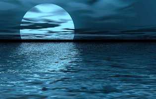 Luna albastră și semnele zodiacului. Află ce influență are asupra ta!