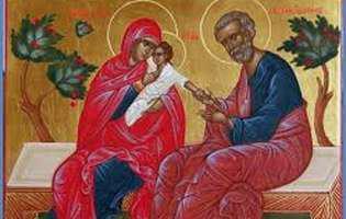 Sfânta Ana ocrotește familia și veghează la nașterea pruncilor