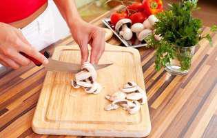 Slăbește în post cu ciuperci