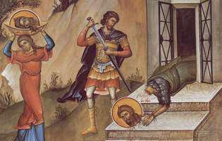 Ce să NU faci la Tăierea Capului Sfântului Ioan Botezătorul