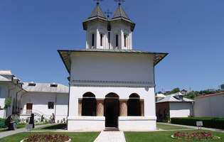 Mânăstirea Clocociov - un cuib de îngeri, în inima Olteniei