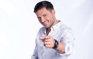 """Liviu Vârciu este prezentatorul show-ului """"Ham talent"""""""