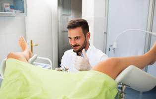 Rușinea față de ginecolog