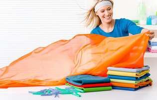 Trucuri simple să faci detergentul de rufe mai eficient