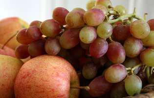 Fructele și legumele vedete ale toamnei