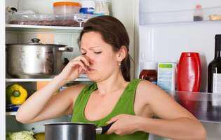 Trucuri simple să scapi de mirosurile neplăcute din frigider