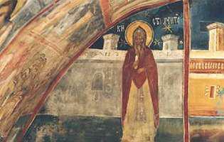 Calendar ortodox: Sfântul Hariton este model de credință