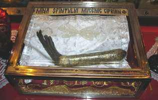 Sfântul Ciprian ne apără de farmece