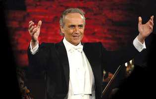 Jose Carreras, în concert, prima dată la Cluj!