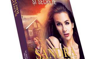 """""""Amintiri și secrete"""", o carte pasionantă de Sandra Brown"""