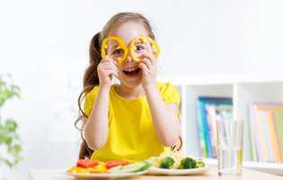 Gustări sănătoase pentru copilul tău