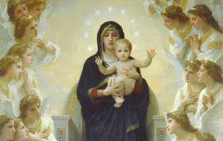 Rugăciune grabnic ajutătoare către Fecioara Maria