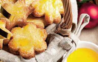 Biscuiți cu miere