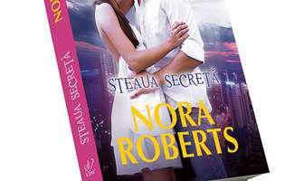 """""""Steaua secretă"""", ultimul volum din seria """"Stelele din Mithra"""", de Nora Roberts"""