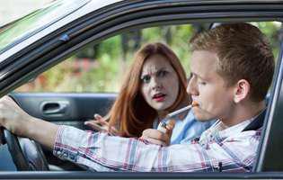 fumatul generează probleme în cuplu