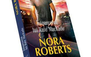 O nouă serie de Nora Roberts, saga frațilorMacKade