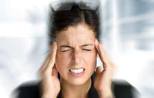 Știi de ce ai dureri de cap?